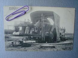 BRASSCHAET : Polygone Obussier De 25 C. En 1910 - Guerre 1914-18
