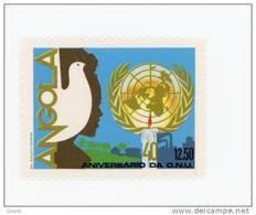 Angola--1985-ONU-Colombe- 705**MNH - Angola