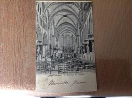Heyst S/Mer Intérieur Eglise - Cartes Postales