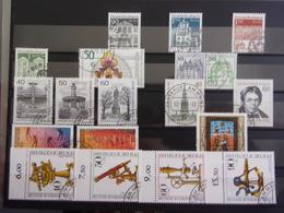 BERLIN BELLE LOT OBLITÉRÉS/USED DEPART 1 EURO - Used Stamps