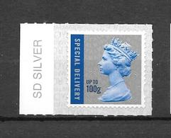 GB New Special Definitives - 04/12 -  100grm Stamp With COLOUR CODE - 1952-.... (Elizabeth II)