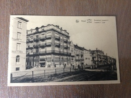 Heyst S/Mer Boulevard Léopold 2 - Cartes Postales