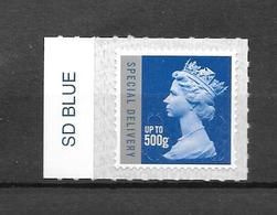 GB New Special Definitives - 04/12 -  500grm Stamp With COLOUR CODE - 1952-.... (Elizabeth II)