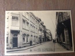 Heyst S/Mer Rue Cardinal Mercier - Cartes Postales