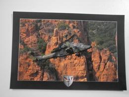 83 Le Luc En Provence. Base école Général Lejay. Hélicoptère Tigre KHS, école Franco-allemande Tigre (GF487) - Le Luc