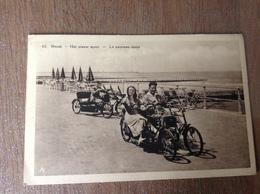 Heyst S/Mer Le Nouveau Sport - Cartes Postales