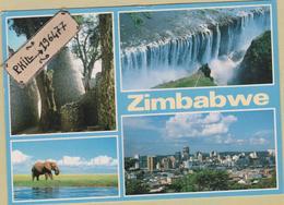 Zimbabwe - Cpm / Vues. - Zimbabwe