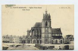 72*LA FERTE BERNARD-Eglise Notre Dame Cote Nord - La Ferte Bernard