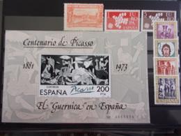 ESPAGNE  BELLE LOT NEUF** MNH DEPART 1 EURO - Espagne