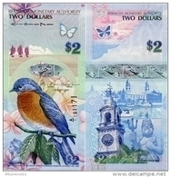 BERMUDA       2 Dollars       P-57[b]       1.1.2009 (2013)       UNC  [ Prefix: A/I ] - Bermude