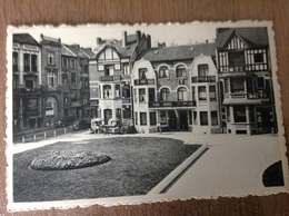 Heyst S/Mer Square Albert 1 - Cartes Postales