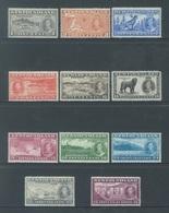 NEW FOUNDLAND - MNH/**. - 1937  - Yv 208-218 -  Lot 18421 - 1908-1947