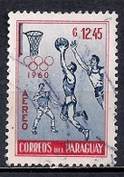 Paraguay 1960 -   Olympic Games - Rome, Italy - Paraguay