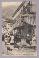Cpa Du 04- Saint André Les Alpes- COIFFEUR & CAFE MODERNE FERAUD - Francia
