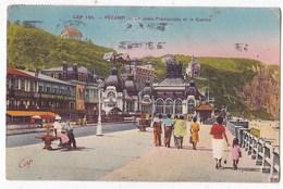 Carte Postale Fecamp La Jetée Promenade Et Le Casinos - Fécamp