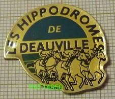 LES HIPPODROMES DE  DEAUVILLE  LA TOUQUES & CLAIREFONTAINE  PMU COURSES HIPPIQUES - Games