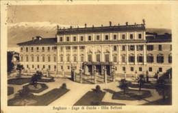 1912-Bogliaco Lago Di Garda-villa Bettoni (Brescia) Cartolina Viaggiata - Brescia
