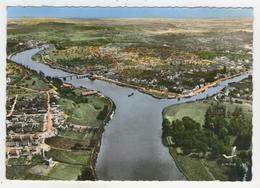 77 - Thomery        Le Confluent De La Seine Et Du Loing - France