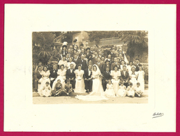 Photographie D'un Mariage - Cliché Balistai à Marmande - Personnes Anonymes