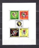 República Del Congo  1965 .  Y&T  Nº   2   Block     *   ( C/ Charniere ) - República Democrática Del Congo (1964-71)