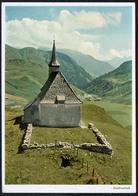 C0106 - Johann König - Hochkrumbach Im Bregenzerwald Kirche - Carl Werner Reichenbach - Farbenaufnahme - Motivkarte - Kirchen U. Kathedralen