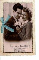 CPA - Cartes Postales BELGIQUE -Tu Me Troubles - 1948 S3737 - Couples