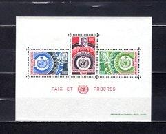 República Del Congo  1970 .  Y&T  Nº   8   Block     *   ( C/ Charniere ) - República Democrática Del Congo (1964-71)