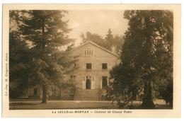 LA SELLE-en-MORVAN Château De Champ Rame. Ed. Guingnard - France