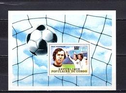 República Del Congo  1978 .  Y&T  Nº   15   Block     *   ( C/ Charniere ) - Congo - Brazzaville