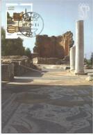 Estoi Faro Algarve Portugal Arqueologia Milreu Archeology - Roman Ruins Of Milreu Estoy Rovine Romane Ruines Romaines - Archeologia