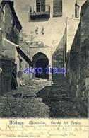 ES - Espagne - Malaga - Alcazaba. Puerta Del Cristo - 1900 - Málaga