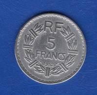 5  Fr  1952   All - France