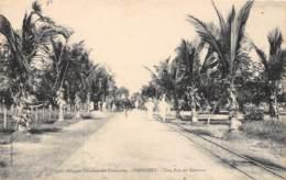 Dahomey - Cotonou / 59 - Une Rue - Dahomey