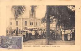 Dahomey - Cotonou / 61 - Cotonou - Départ Du Premier Avion - Belle Oblitération - Dahomey