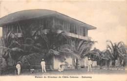 Dahomey - Cotonou / 65 - Maison Du Directeur Du Câble - Dahomey