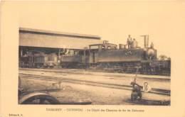 Dahomey - Cotonou / 66 - Le Dépôt Des Chemins De Fer - Beau Plan - Dahomey