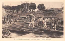 Dahomey - Porto Novo / 75 - Retour De Chasse - Beau Cliché - Dahomey