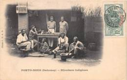 Dahomey - Porto Novo / 77 - Bijoutiers Indigènes - Belle Oblitération - Dahomey