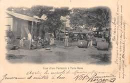 Dahomey - Porto Novo / 79 - Cour D'une Factorerie - Dahomey
