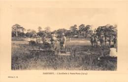 Dahomey - Porto Novo / 83 - L'artillerie - Dahomey