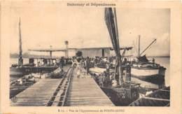 Dahomey - Porto Novo / 84 - Vue De L' Appontement - Dahomey