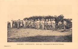 Dahomey - Porto Novo / 85 - Compagnie De Réserve - Dahomey