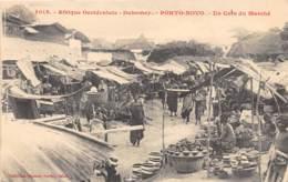 Dahomey - Porto Novo / 88 - Un Coin Du Marché - Dahomey