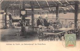 Dahomey - Porto Novo / 93 - Inétrieur Du Cercle La Dahoméenne - Belle Oblitération - Dahomey