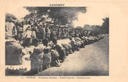 Dahomey - Topo / 98 - Ouidah - Procession Fétichiste - Dahomey