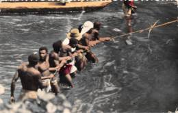 Dahomey - Topo / 100 - Halage Sur Le Fleuve - Dahomey
