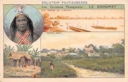 Dahomey - Topo / 101 - Carte Illustrée - Dahomey