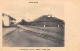Dahomey - Topo / 102 - Bohicon - La Gare - - Dahomey
