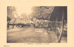 Dahomey - Topo / 103 - Godomey - Le Marché - Dahomey