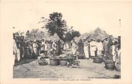 Dahomey - Topo / 112 - Azohourisse - La Place Du Marché - Dahomey